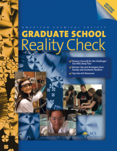 Graduate School Reality Check Guide Cover
