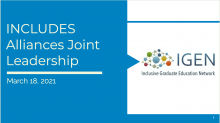 INCLUDES Joint Alliances Joint Leadership Cover Image